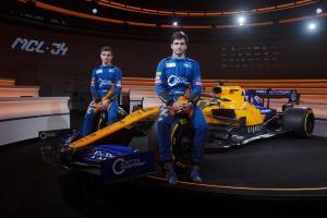 Big mistake to set McLaren goals before testing – Sainz