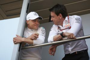 Wolff: Bottas has full backing from Mercedes F1 team in 2019