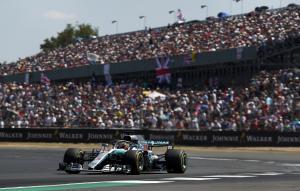 F1 Gossip: Silverstone nearing new British GP deal?