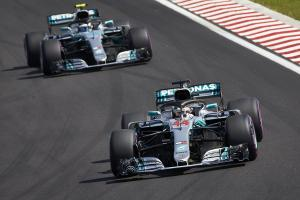 Mercedes now more competitive in hot F1 races