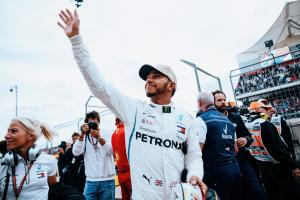 Hamilton: 'Different headspace' helped me to US GP F1 pole