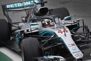 Hamilton wins Brazilian GP as Ocon clash costs Verstappen