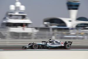 F1 Abu Dhabi GP - Free Practice 3 Results