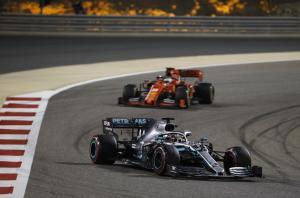 Ferrari's Bahrain pace a 'wake-up call' for Mercedes - Brawn