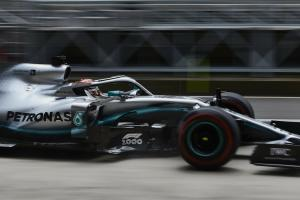 Bottas 'much more comfortable' than Hamilton in China