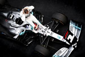 As Ferrari struggles, Mercedes just keeps on getting better