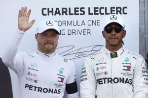 Mercedes has no plans to use team orders at Turn 1