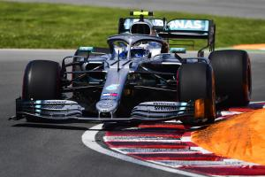 Mercedes performances not down to thinner F1 tyres – Bottas