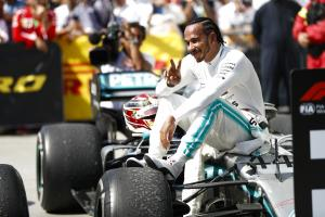 Hamilton: Maturing in F1 has helped me become better driver