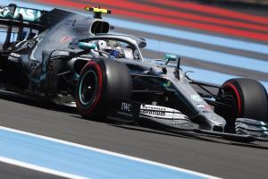 Mercedes assessing early development of 2020 F1 car
