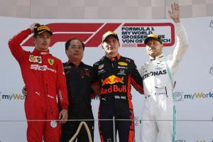 F1 Driver Ratings – Austrian Grand Prix