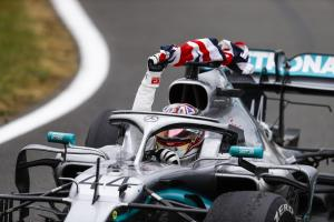 F1 Race Analysis: The ace up Hamilton's sleeve at Silverstone