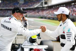 Hamilton: Smart decision for Mercedes to keep Bottas