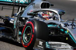 Will Hamilton's latest F1 coronation be delayed?