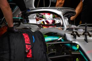 Hamilton not looking to 'pull out miracles' in US GP from P5