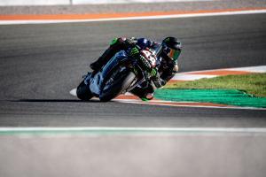VIDEO: Watch Hamilton's MotoGP bike onboard from Valencia
