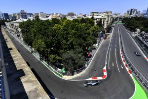 After 2017 stunner, Baku looks to write more F1 history