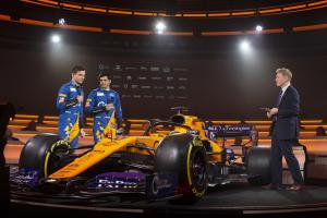 McLaren sets launch date for 2020 F1 car after Norris 'leak'