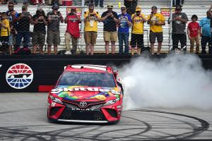 Food City 500 at Bristol Motor Speedway - Full Results
