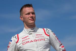 Günther confirmed in Dragon Formula E seat