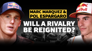 Video: Marquez & Espargaro - a rivalry reignited?