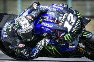 Vinales: New bike a small step, but…