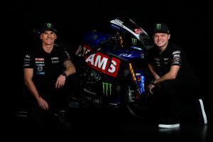 Mackenzie, O'Halloran form McAMS Yamaha 2019 BSB line-up