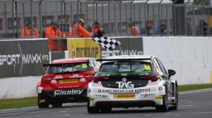 Morgan hails 'sweet' race three victory