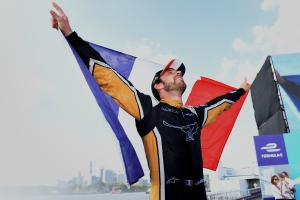 Vergne 'speechless' after Formula E title triumph