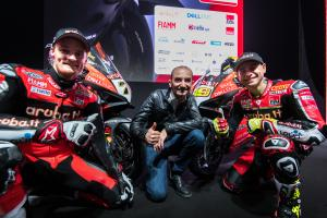 Domenicali: Historic Ducati V4 R to be 'king of WorldSBK'