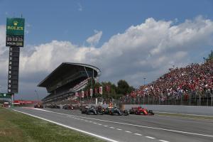 Spanish Grand Prix, F1, Circuit de Barcelona-Catalunya,
