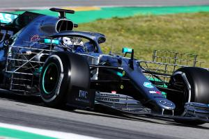 Spain F1 In-Season Test Times - Tuesday 12pm