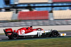 Ilott: Crash on F1 test debut biggest of my career