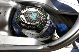 Bottas quickest from Lerclerc on first day of Barcelona F1 test