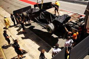 Teams won't be allowed to hide F1 cars at testing