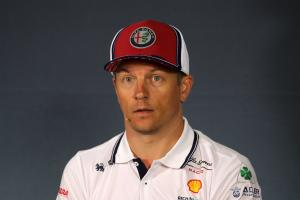 Raikkonen: Nothing major wrong, we just lack speed