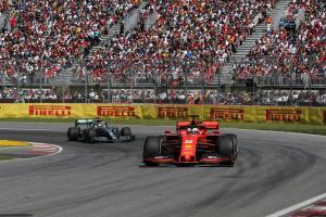 Ferrari has F1 engine mode which Mercedes lacks - Hamilton