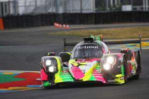 24 Hours of Le Mans - Warm-Up Results