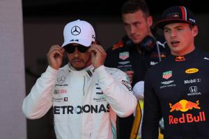 Hamilton would welcome Verstappen as Mercedes F1 teammate