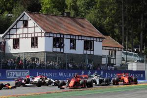 Verstappen: Raikkonen didn't expect me to be at Turn 1