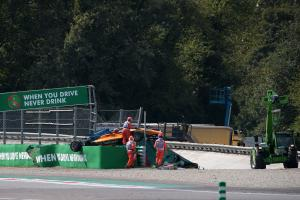 Ricciardo: Peroni's horror F3 crash 'another lesson' for F1