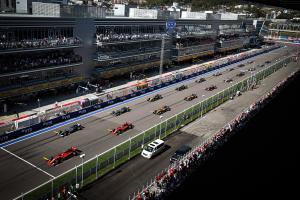 F1 VIDEO: Russian Grand Prix Driver Ratings