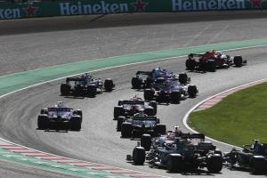 F1 to keep three-day weekend format, tweaks for Friday