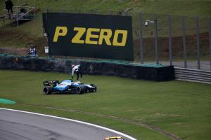 Kubica 'completely shocked' by 'nasty' Brazil FP2 crash