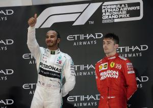 Leclerc open to Hamilton becoming future Ferrari teammate
