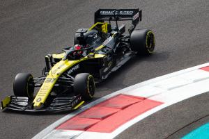F1 Abu Dhabi Post-Season Test - Day 2 Results