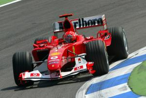 Mick Schumacher to drive Michael's 2004 F1 car at Hockenheim
