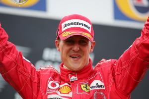 Schumacher family to celebrate on 50th birthday