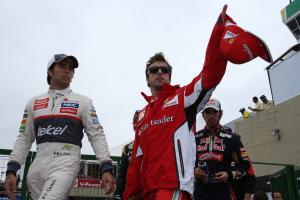 F1 Gossip: Perez expected Ferrari contract for 2014