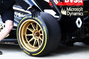 F1 to switch to 18-inch wheels, ban tyre blankets in 2021